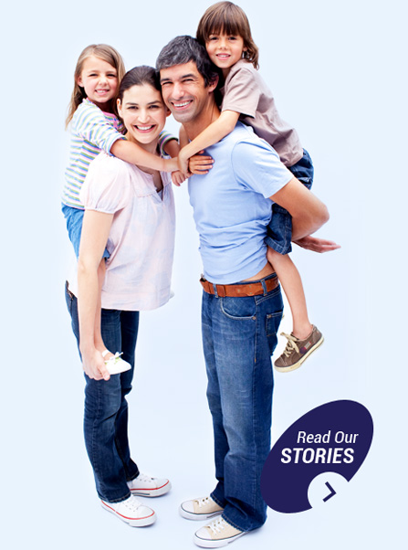 Family - Read our stories